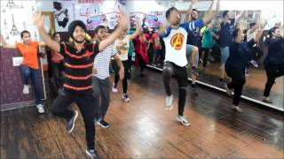 Nakhre (Bhangra Steps) | Jassi Gill | Choreography by Dansation Studio Mohali 9888892718