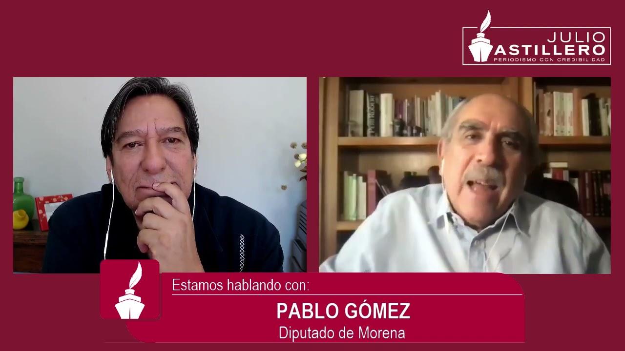 Pablo Gómez: los empresarios ya no gobiernan; logran cosas, pero no toman las grandes decisiones