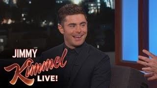 something happened between zac efron madonna