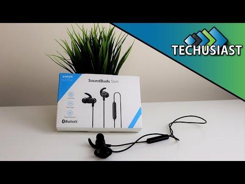 Anker SoundBuds Slim Wireless headphones review – The best budget wireless bud