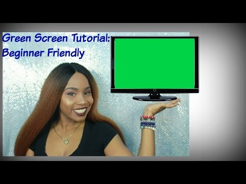 How to: Green Screen Tutorial Beginner Friendly for Movie Studio 11.0 (highly Requested)