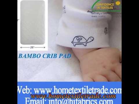 Crib Mattress Protector, Foam Mattress Cover