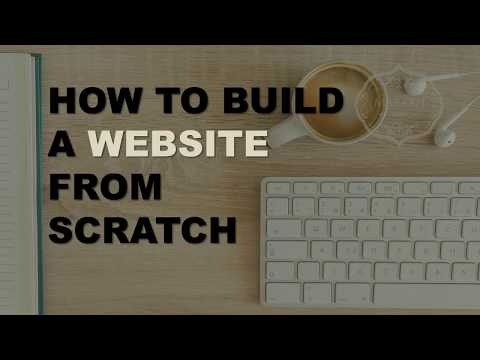 How to create a website from scratch | 8 essential steps