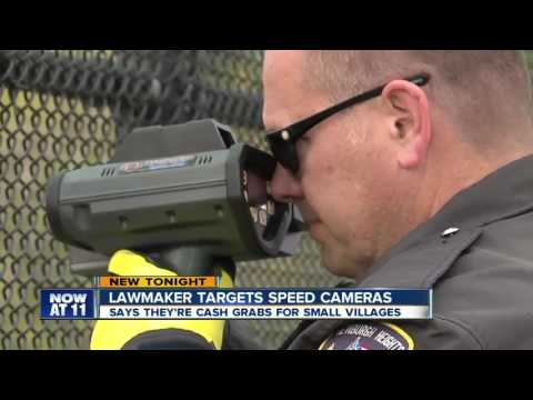 11pm: Ohio lawmaker takes aim at speed cameras