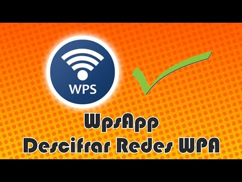 Auditoria a Redes WPA y WPA2 Desde android (no Root) (Hack Wi-Fi)