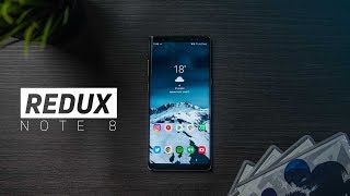 Samsung Galaxy Note 8 Redux: In the shadow of Note 10...