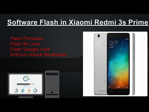 How to flash and bypass mi account in Mi 3s Prime 100% Success