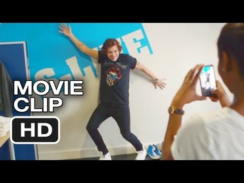 One Direction - This Is Us Movie CLIP - Wardrobe (2013) - One Direction Documentary HD