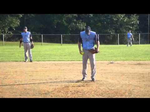 10 Man Modified Softball Pitching - High Noon Style