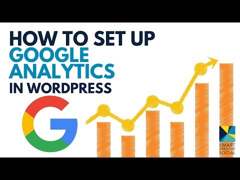 How to Install Google Analytics in Wordpress for NON-TECHIES - Jennifer Priest