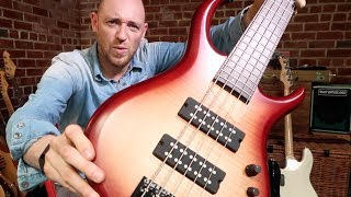 7 new basses just arrived... and I
