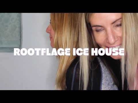 HOW TO INSTANTLY GET RID OF YELLOW OR BRASSY HAIR and become a BLONDE  ICE HOUSE