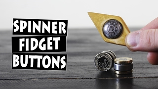 Download DIY Hand Spinner Fidget Toy Finger Buttons Video