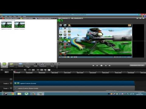 How To - Get your Camtasia Studio Recordings FULL SCREEN ON YOUTUBE!