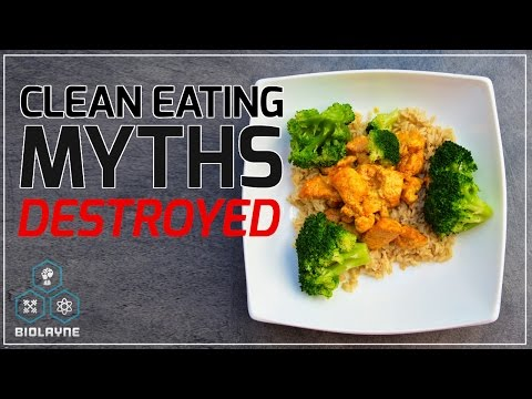 Clean Eating DESTROYED