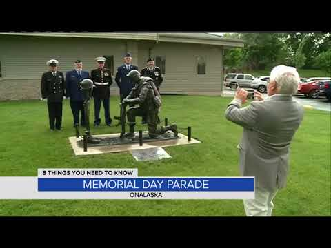 Onalaska honors veterans during their Memorial Day parade