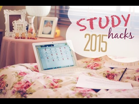18 Study Hacks EVERY Student Should Know! || NATV