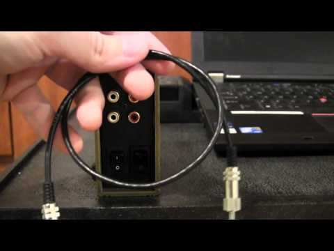 How to connect the audio from laptops, smartphones, CD/DVD or MP3 players to the PA system