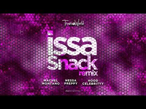 Xxx Mp4 Issa Snack Remix Official Audio Nessa Preppy X Machel Montano X HoodCelebrityy X Travis World 3gp Sex