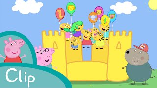 Peppa Pig Episodes - Balloons (clip) - Cartoons for Children
