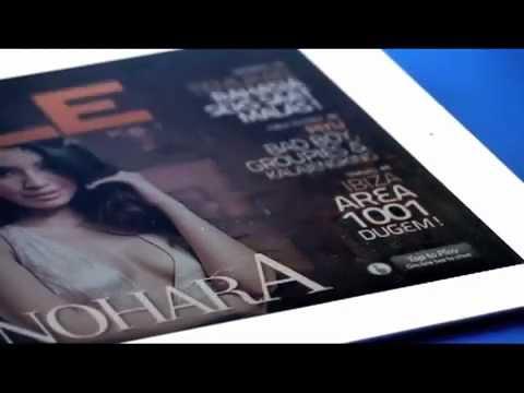 MALE Magazine, Free Magazine about Lifestyle & Entertainment.