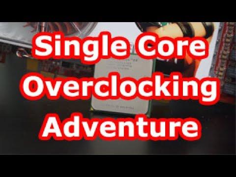 Athlon 64 Overclocking Adventure With Friends