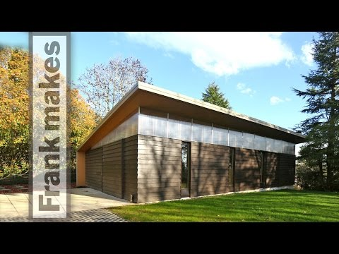 Building The Woodshop
