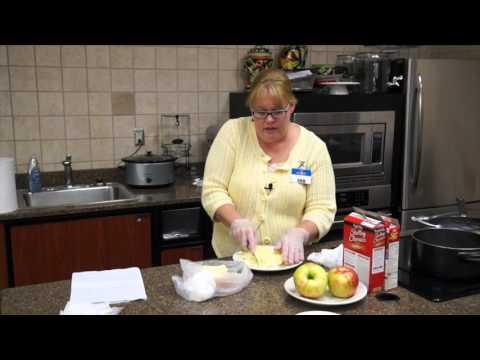 Recipe: Cider Glazed Chicken w: Raisin Stuffing