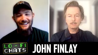 """Spade Interviews """"Tiger King's"""" John Finlay - Lights Out Lo-Fi Chats (March 29, 2020)"""
