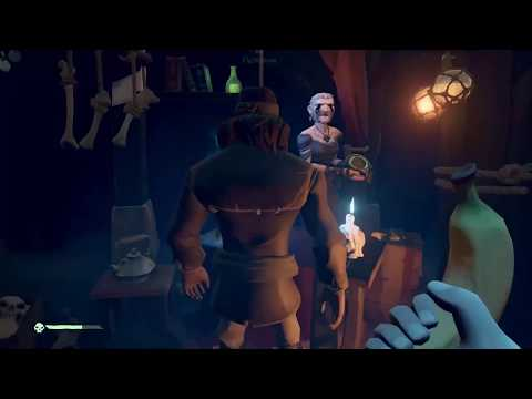 Sea Of Thieves - Cannon Shenanigans