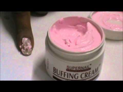 DIY Nail Buffer : How to Use Nail Buffer with Buffing Creams?
