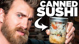 Mystery Canned Food Taste Test