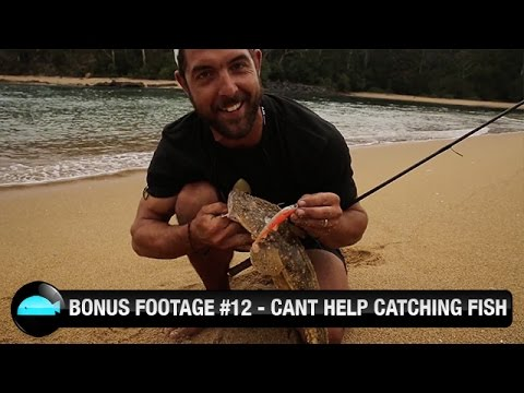 Bonus Footage #12 - Catching Fish When I Shouldn't | We Flick Fishing Videos