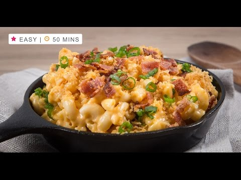 Loaded Instant Pot Mac and Cheese Recipe