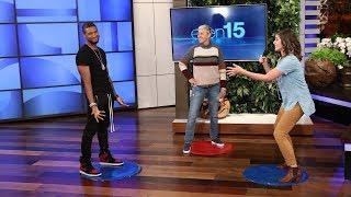 Usher Makes Moves Like a Megastar