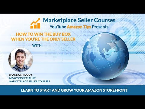 How to Win the Buy Box When You're The Only Seller on Amazon