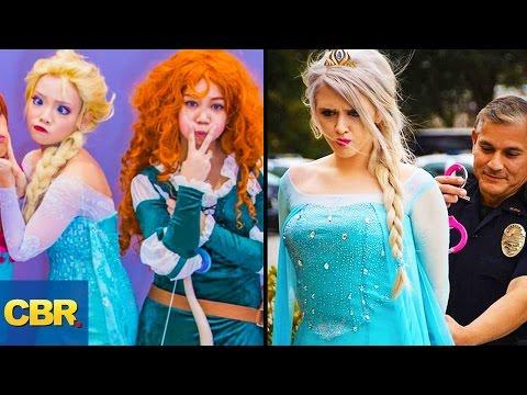 10 Shocking True Confessions of Real Life Disney Princesses