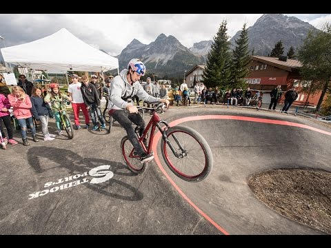 Velosolutions Asphalt Pumptrack Arosa