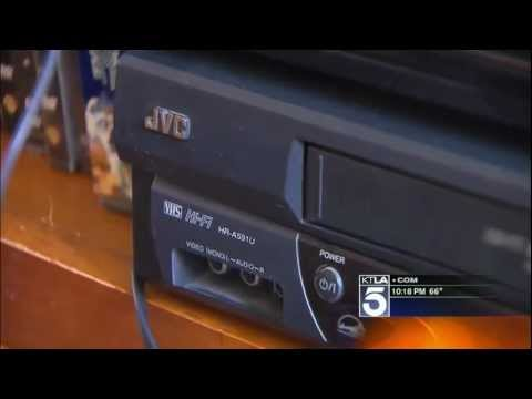 How To Save VHS Tapes