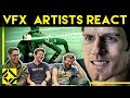 VFX Artists React To Bad Great CGi 3