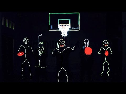 Glow In The Dark Edition   Dude Perfect
