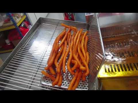 Long Potato Fries