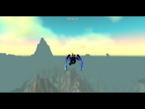 WoW flying mount flips - how to in description