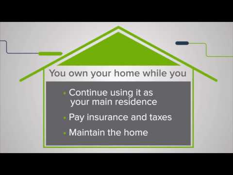 Retirement with no mortgage payment, more income – how reverse mortgages work | Longbridge Financial