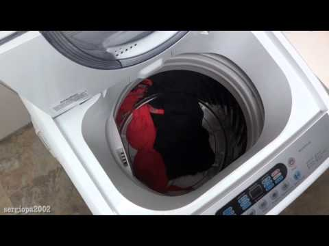 Washer Magic Chef 2.1 cu ft portable washing machine model MCSTCW21W2 Review and Comments
