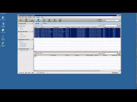 How to upgrade older versions of backup exec to Backup Exec 2012