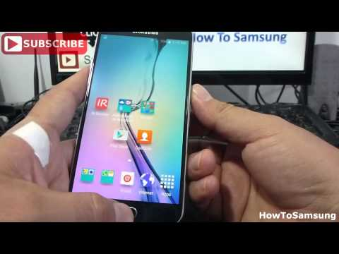 How to Take Screenshots on the Samsung Galaxy S6 Basic Tutorials