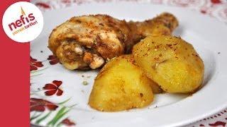 Patatesli Tavuk Baget Tarifi , Nefis Yemek Tarifleri