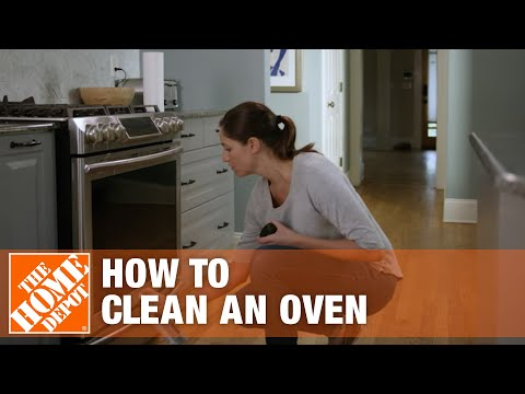 How To Clean An Oven | Oven Cleaning Tips