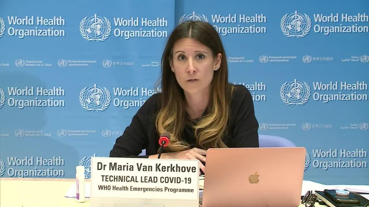 Coronavirus Outbreak (COVID - 19): WHO Update (13 May 2020)